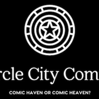 Circle City Comics Exclusive Variant Cover