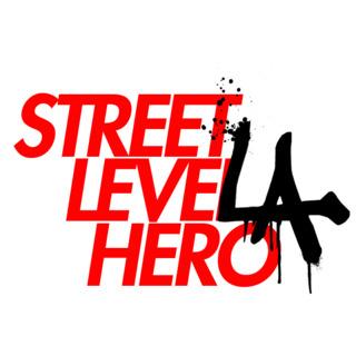 Street Level Hero Exclusive Variant Cover
