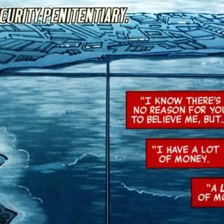 Ryker's Island seen in Avengers