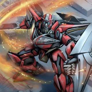 DotM Sentinel Prime