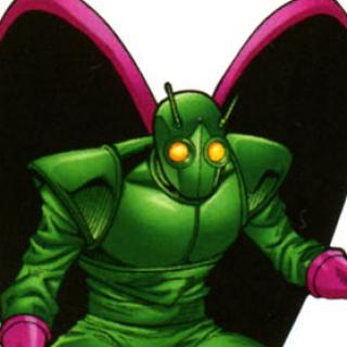 Joaquim Robichaux as Beetle MK-II by Gus Vazquez