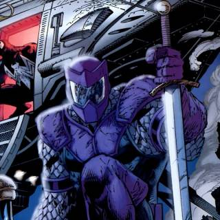 Swordsman by Tyler Kirkham