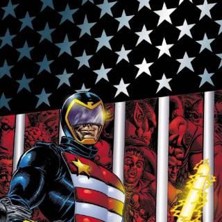 US Agent (2001) #1