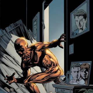 Skin Deep by Mike Deodato Jr.