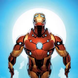 Iron Man #527