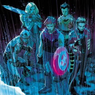Next Avengers by John Romita Jr.