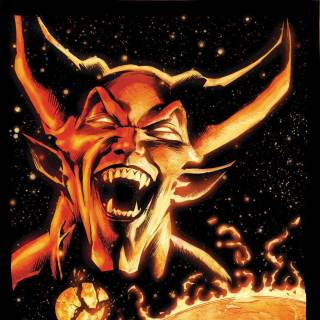 Lucifer by Mark Texeira and Javier Saltares