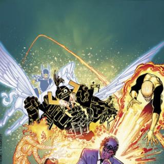 The New Mutants (1983) #37