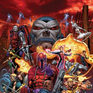 Age of Apocalypse by Billy Tan