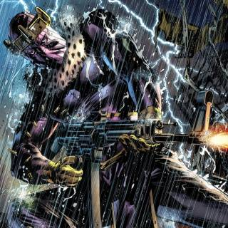 Baron Zemo by Bryan Hitch