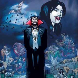 Marvel Vampires by Gus Vazquez