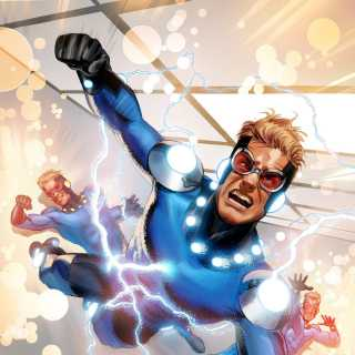 Speedball by Mike Mayhew