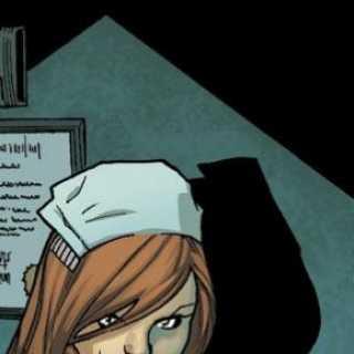 Night Nurse by Stuart Immonen
