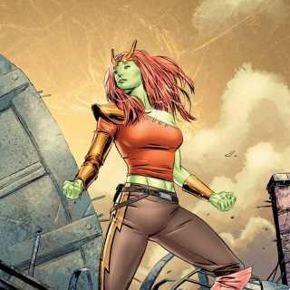 She-Hulk by Mitch Breitweiser