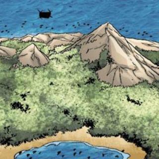 Utopia Isle by Jim Calafiore
