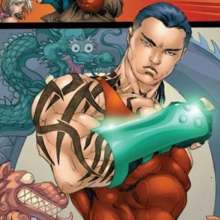 Red Lotus in X-Treme X-Men