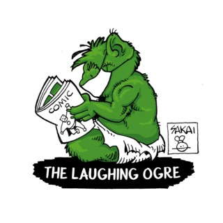 Laughing Ogre Exclusive Variant Cover