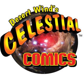 Celestial Comics Exclusive Variant Cover