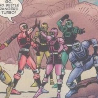 Beetle Rangers Turbo