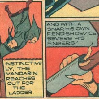 The Mandarin's Fiendish Device