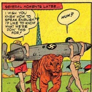 Nazi torpedo