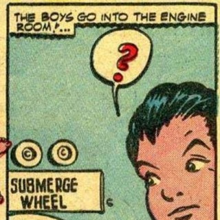 Submerge Wheel