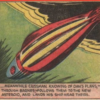 Jan Crissman's Rocketship