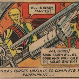 Space-Warp Machine