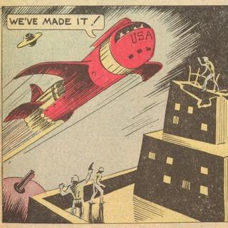 Dan Hasting's USA Aero Rocket