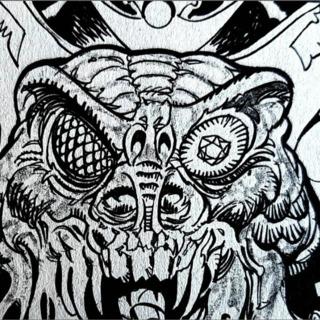 Eye of the Dark God