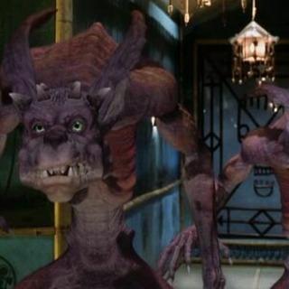 Spooky Island Demons