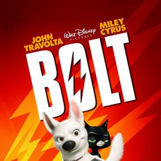Poster from Bolt