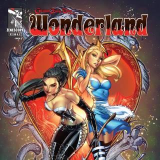 Wonderland #00
