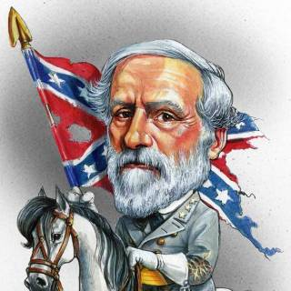 Robert E. Lee by Don Howard