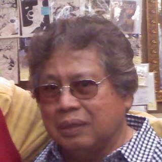 Rudy Nebres in 2010