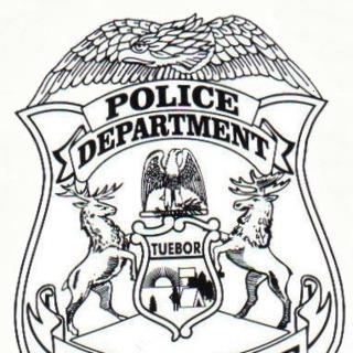 Detroit PD badge