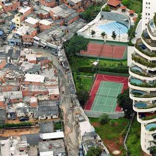 Delhi - the Rich & the Poor