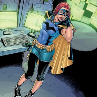 Misfit in Birds of Prey