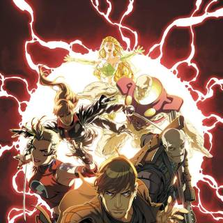 Young Avengers (2009) #1