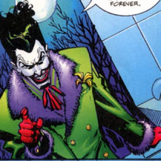 THE JOKER. Please notify me if someone else has already posted this image, so I can take down the du
