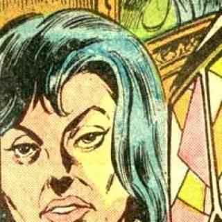 Ilsa Strangway - Tomb of Dracula#3