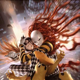 Batgirl #31 (2014) - cover