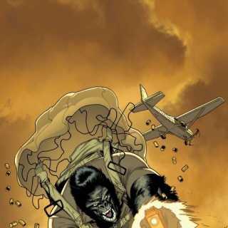 Gorilla Man #2