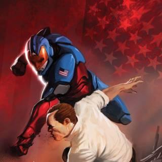 Amazing Spider-Man Presents: American Son #4