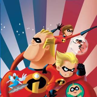Disney • Pixar Presents: Incredibles - Family Matters