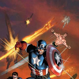 Captain America & Bucky #622