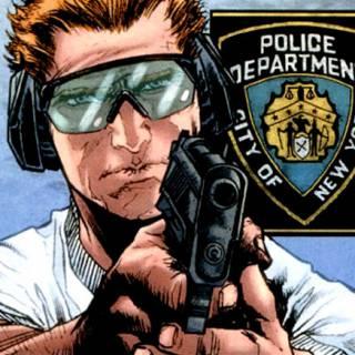 Detective Bolt - Punisher #1