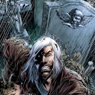 Resurrection Man #1 (September 2011)