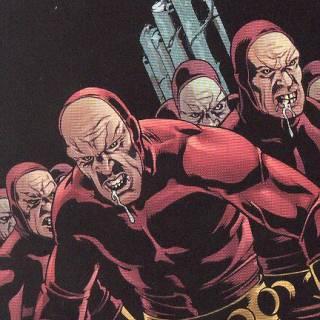 Alpha Primitives - Realm of Kings: Inhumans #2