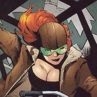 Roxy Rocket - Batgirl #6